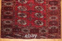 Traditional Vintage Wool Handmade Classic Oriental Area Rug Carpet 177 X 125 cm