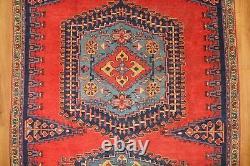 Traditional Vintage Wool Handmade Classic Oriental Area Rug Carpet 267 X 170 cm