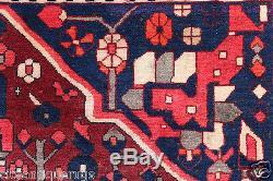 Traditional Vintage Wool Handmade Classic Oriental Area Rug Carpet 292 X 200 cm