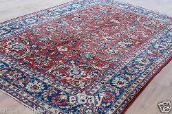 Traditional Vintage Wool Handmade Classic Oriental Area Rug Carpet 295 X 208 cm