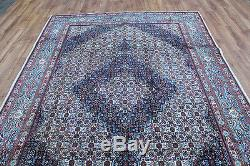 Traditional Vintage Wool Handmade Classic Oriental Area Rug Carpet 315 X 220 cm