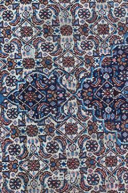 Traditional Vintage Wool Handmade Classic Oriental Area Rug Carpet 315 X 220 cm