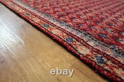 Traditional Vintage Wool Handmade Classic Oriental Area Rug Carpet 362cmX122cm