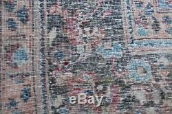 Traditional Vintage Wool Handmade Classic Oriental Area Rug Carpet 385 X 275 cm
