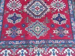 Turkish Rug, Persian Afghan Rug, Vintage Nomadic Rug, Wool Hand-Made 170238 cm