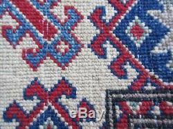 Turkish Rug, Persian Afghan Rug, Vintage Nomadic Rug, Wool Hand-Made 170243 cm