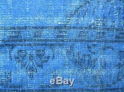 Turkish Rug, Persian Afghan Rug, Vintage Nomadic Rug, Wool Hand-Made 181278 cm