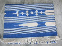 Turkish rug moroccan rug persian rug vintage kilim rug, antique ethnic floor rug