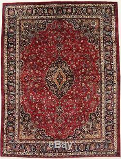 Unique S Antique Handmade Signed Vintage Persian Rug Oriental Area Carpet 10X13