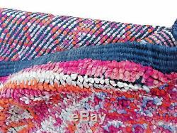 VINTAGE RUG, 9 ftx 5.9 ft Handmade wool rugs, Hand knotted rug, Berber rug