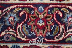 Vintage Floral Kashmar Oriental Area Rug Wool Hand-Knotted Medallion Carpet 6x10