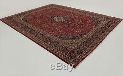 Vintage Handmade S Antique Classic Design Persian Rug Oriental Carpet Sale 10X13