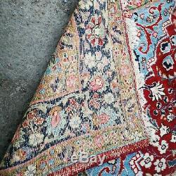 Vintage Large Chic Middle Eastern Wool Rug 275cm x 390cm