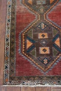Vintage Persian Runner Rug 3' x 10