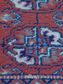 Vintage Tribal Rug handmade wool Persian Oriental Baluchi 3x5 Baluch GULS