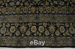 Wonderful S Antique Handmade Navy Vintage Persian Rug Oriental Area Carpet 10X13